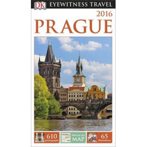 2015 Prague: Dk Eyewitness Travel Guide