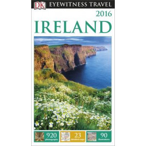 2015 DK Eyewitness Travel Guide: Ireland