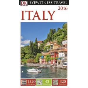 2015 Italy Dk Eyewitness Travel Guide