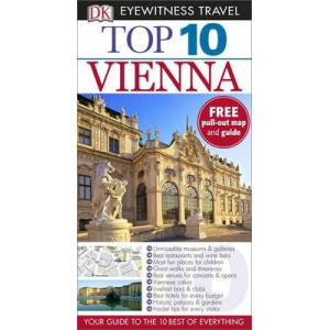 2015 Vienna: DK Eyewitness Top 10 Travel Guide