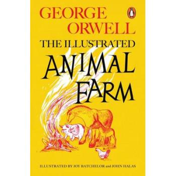 Animal Farm (Illustrated)