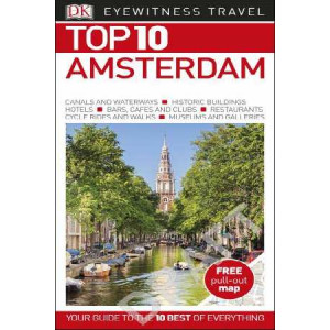 2016 Amsterdam: Eyewitness Top 10 Travel Guide