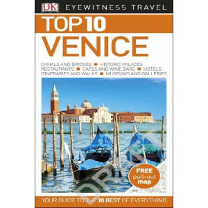 2016 Venice: Eyewitness Top 10 Travel Guide