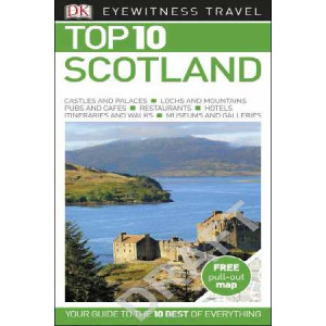 2016 Scotland: Eyewitness Top 10 Travel Guide
