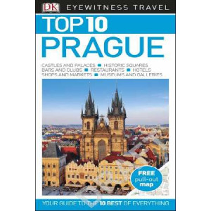 2016 Prague: Top 10 Eyewitness Travel Guide