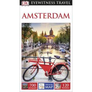 Amsterdam 2016: DK Eyewitness Travel Guide: