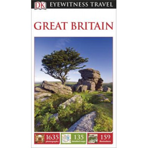 Great Britain 2016: DK Eyewitness Travel Guide: