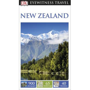 New Zealand 2016:DK Eyewitness Travel Guide: