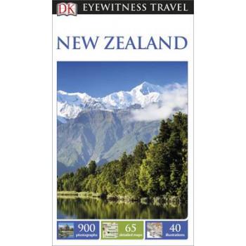 New Zealand 2016:DK Eyewitness Travel Guide: