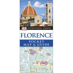 Florence 2016: DK Eyewitness Pocket Map and Guide