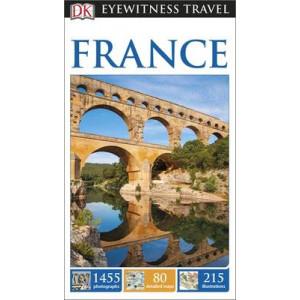 France 2016: DK Eyewitness Travel Guide