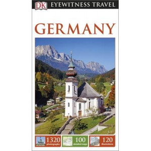 Germany 2016: DK Eyewitness Travel Guide