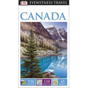 Canada 2016: DK Eyewitness Travel Guide