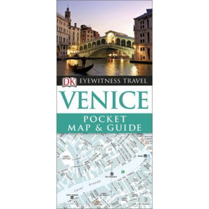 Venice 2016: DK Eyewitness Pocket Map and Guide