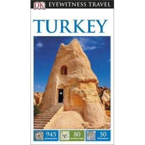 2016 Turkey- DK Eyewitness Travel Guide