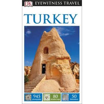 2016 Turkey- DK Eyewitness Travel Guide