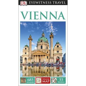 2016 Vienna- Eyewitness Travel Guide