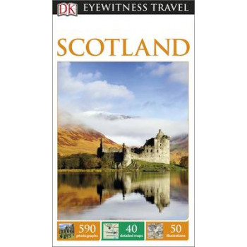2016 Scotland- Eyewitness Travel Guide