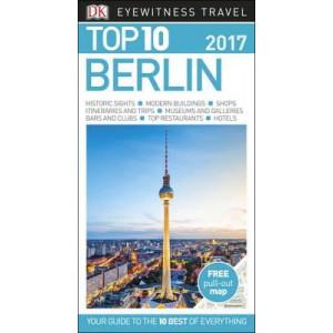 Berlin: Eyewitness Top 10 Travel Guide