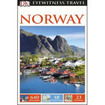 2016 Norway: Eyewitness Travel Guide