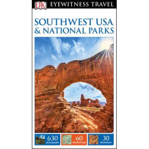 2016 Southwest USA & National Parks: Eyewitness Travel Guide