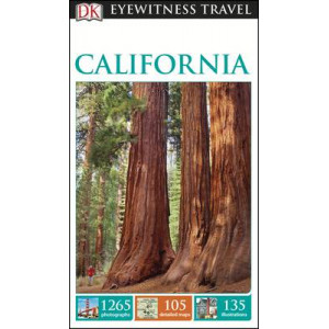 2016 California: Eyewitness Travel Guide