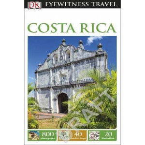 2016 Costa Rica: Eyewitness Travel Guide