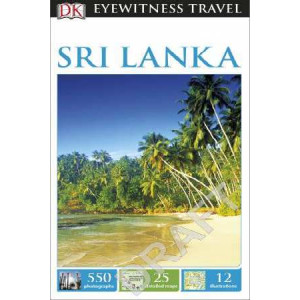 2016 Sri Lanka Eyewitness Travel Guide