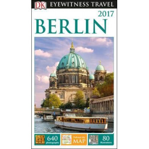 2016 Berlin: Eyewitness Travel Guide