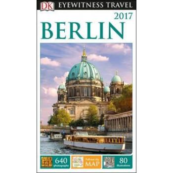 2016 Berlin: Eyewitness Travel Guide