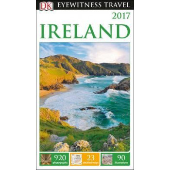 2017 Ireland: Eyewitness Travel Guide