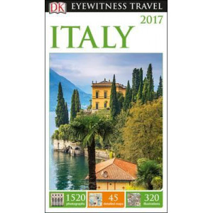 2016 ITALY: Eyewitness Travel Guide