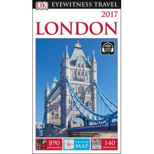 2017 London: Eyewitness Travel Guide