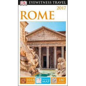 2017 Rome: Eyewitness Travel Guide