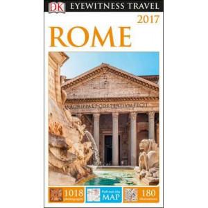 2017 Rome: Eyewitness Travel Guide