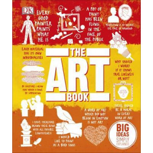 Art Book: Big Ideas Simply Explained