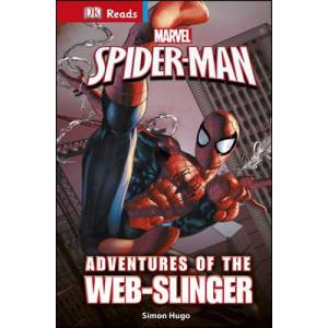 DK Reads Marvel's Spider-Man: Adventures of the Web-Slinger