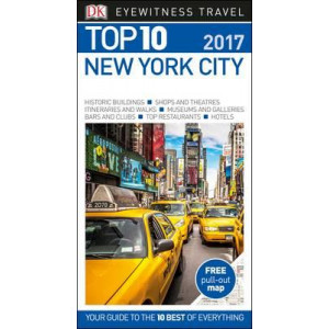 New York City: Eyewitness Top 10 Travel Guide