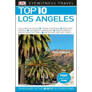 2017 Los Angeles Eyewitness Top 10 Travel Guide