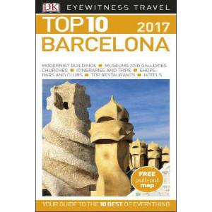 Barcelona Eyewitness Top 10 Travel Guide
