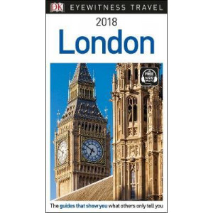 2018 London: DK Eyewitness Travel Guide