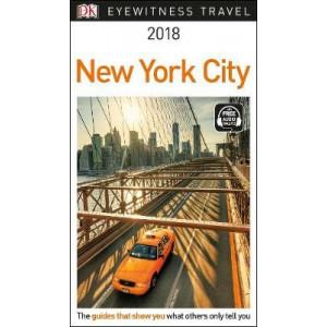 2017 New York City: DK Eyewitness Travel Guide