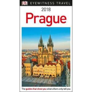 2018 Prague: DK Eyewitness Travel Guide