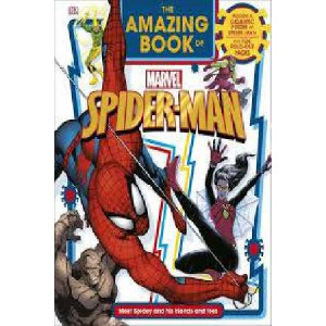 Amazing Book of Marvel Spider-Man