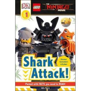 DK Reader LEGO NINJAGO Movie: Shark Attack! [Level 1]