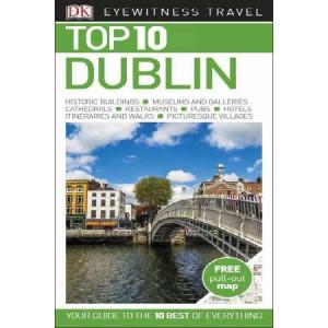 DK Eyewitness Travel Guiide Top 10 Dublin