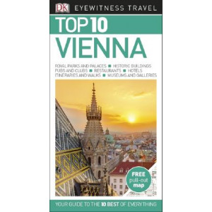 Top 10 Vienna: 2019 DK Eyewitness Travel Guide