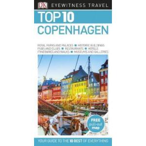 Top 10 Copenhagen: 2019 DK Eyewitness Travel Guide