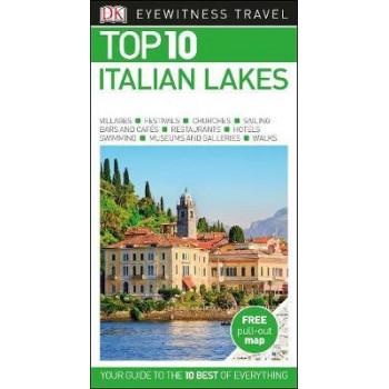 DK Eyewitness Travel Guide Top 10 Italian Lakes