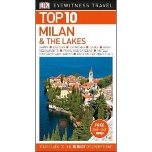 DK Eyewitness Travel Guide Top 10 Milan and the Lakes